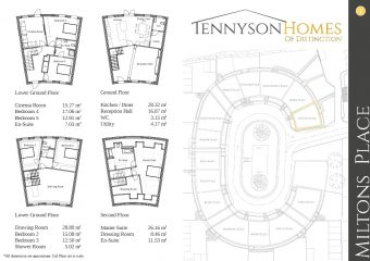 Plot 1, Miltons Place, 6 The Colosseum, Lincoln