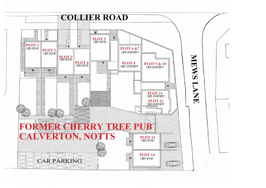THE CHERRY TREE – Calverton
